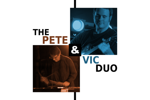 The Pete & Vic Duo Album Cover