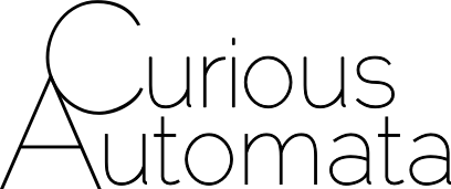 Website of Curious Automata